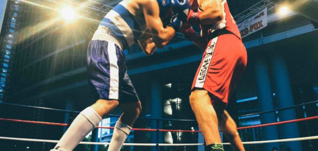 Boxe Agonisti