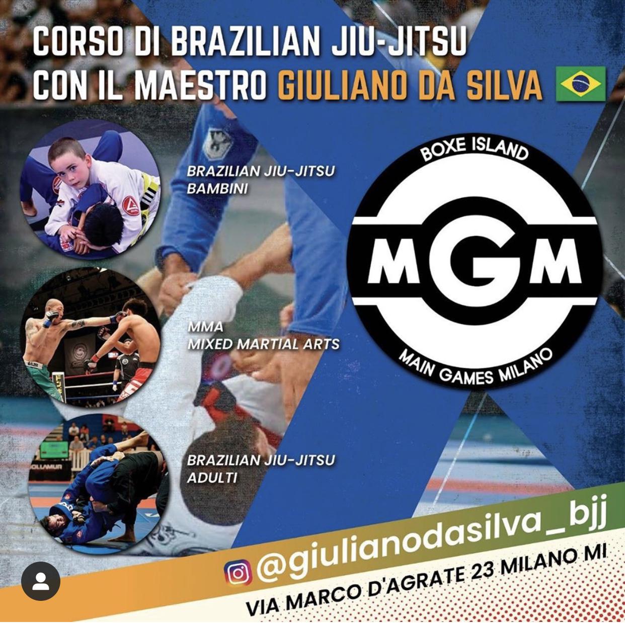 MMA & BRAZILIAN JIU JITSU